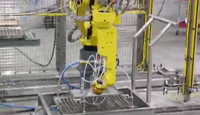 Case Packers - Robotic Tray Picker